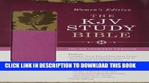 Download The KJV Study Bible Indexed King James Bible PDF