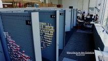 Mobilier national | Nuancier, manufacture des Gobelins (2016)