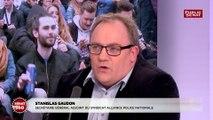 """Légalislation du cannabis : """"Le traffic va faire sa mutation vers des drogues dures"""" Stanislas Gaudon (Alliance)"""