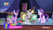 My little Pony: Friendship is Magic - Season 6 Episode 25&26 - To Where and Back Again
