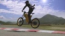 Greyp G12H, la bicicleta eléctrica con más de 240 km de autonomía