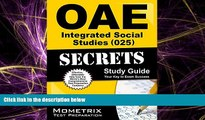 READ book  OAE Integrated Social Studies (025) Secrets Study Guide: OAE Test Review for the Ohio