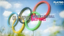 Olympics Best Goals   Women's Football   Hot Female Soccer Players   Olympic Rio 2016   Brazil  