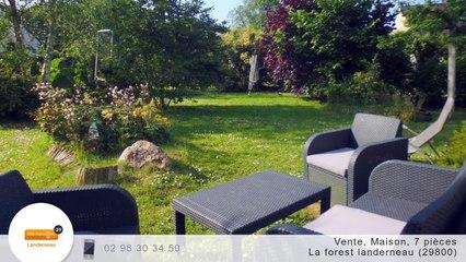 A vendre - Maison/villa - La forest landerneau (29800) - 7 pièces - 150m²