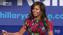 Michelle Obama has become Hillary Clinton's secret weapon