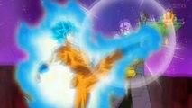Dragon Ball Super「AMV」Goku Kaioken SSGSS vs Hit Final Fight [HD]