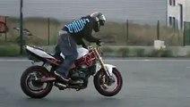 Heavy Bike Wheeling - Crazy Bike Rider - Bike Stunts - Amazing Bike Driver - Bike Champion
