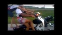 Stunt & Drift l Two Crazy men (Street Stunt)