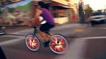 anvii™ wheel light : installation and demo – Видео Dailymotion