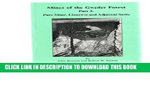 [PDF] Mines of the Gwydyr Forest: Parc Mine, Llanrwst and Adjacent Setts Pt. 3 Popular Online