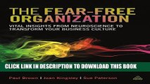 [PDF] The Fear-free Organization: Vital Insights from Neuroscience to Transform Your Business