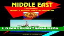 [PDF] Middle East Countries Mineral Industry Handbook Full Online