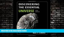 Enjoyed Read Discovering the Essential Universe