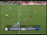 Marseille 1-2 Valenciennes (merci Valenciennes)