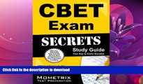 READ  CBET Exam Secrets Study Guide: CBET Test Review for the Certified Biomedical Equipment