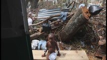 Los enfermos de cólera en Jeremie (Haití) reciben atención médica precaria