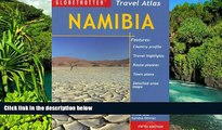 Big Deals  Namibia Travel Atlas (Globetrotter Travel Atlas)  Best Seller Books Most Wanted