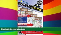 Must Have PDF  Road Map 4x4 Pack: Mozambique, Zimbabwe, Botswana   Namibia  Best Seller Books Most