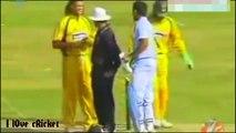 Cricket Fights Between Players India vs Pakistan vs Australia !!