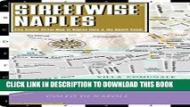Collection Book Streetwise Naples Map - Laminated City Center Street Map of Naples, Italy -