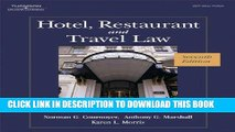 [PDF] Hotel, Restaurant, and Travel Law, 7th Edition Full Colection