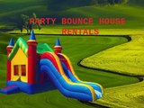 Party bounce house rentals- the right source for bounce houses