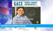 EBOOK ONLINE  Georgia GACE Middle Grades Math (013) w/ CD-ROM (Georgia GACE Test Preparation)