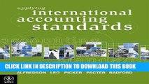 [Read PDF] Applying International Accounting Standards by Alfredson, Keith, Leo, Ken J., Picker,