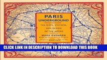 Collection Book Paris Underground: The Maps, Stations, and Design of the Metro