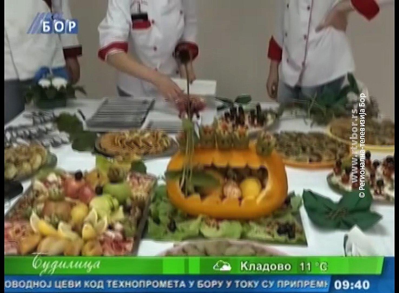 Budilica gostovanje (Martina Lukić), 11. oktobar (RTV Bor)