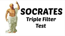Socrates Triple Filter Test। Animated Story। Animated Video। Motivational Story। Inspirational Story। Motivational Video
