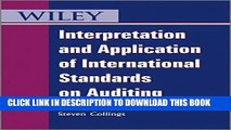 [PDF] Interpretation and Application of International Standards on Auditing Popular Collection