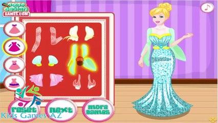 Cinderella Prom Dress Design | Disney Princess Cinderella Games