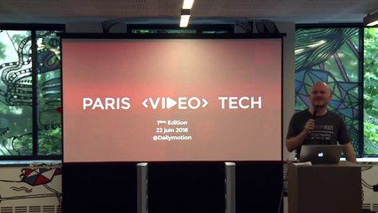 Paris Video Tech Meetup #1: talks by Afrostream, Streamroot and Dailymotion