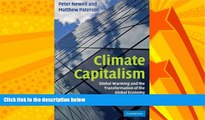 FULL ONLINE  Climate Capitalism: Global Warming and the Transformation of the Global Economy