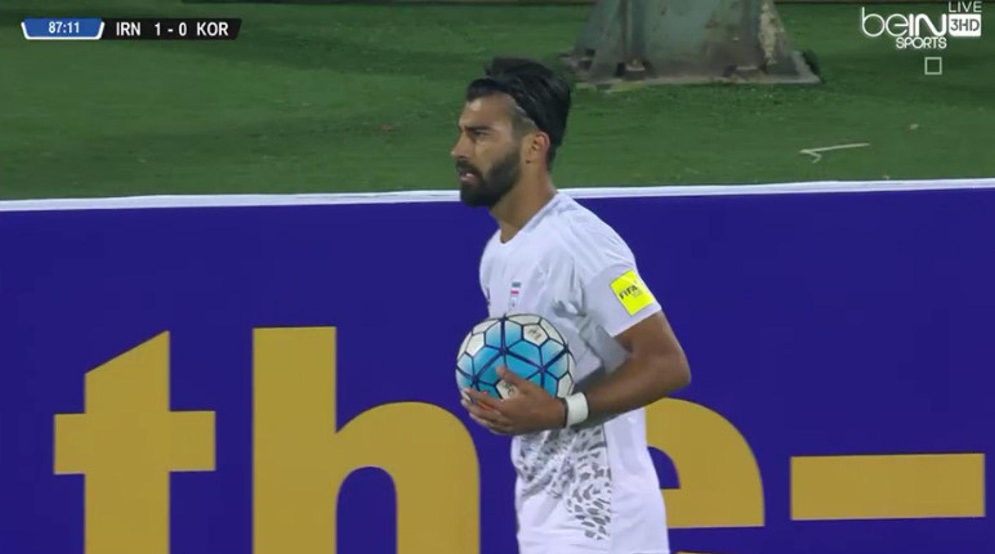 Iran 1-0 South Korea - All Goals Exclusive - Goal Sardar Azmoun (11/10/2016)