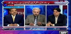 Sabir Shakir reveals discussion between Army Chief and Prime Minster on Dawn News