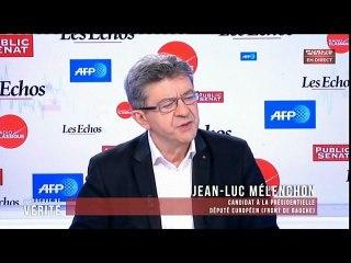 JL Mélenchon 11/10/2016 1/4 politique étrangère