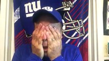 Giants Locker Room: The Bright Side | Football | NY Giants | Vic DiBitetto