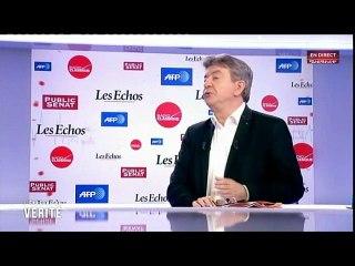 JL Mélenchon 3-4 Quel visage aurait votre France insoumise ? 11-10-2016