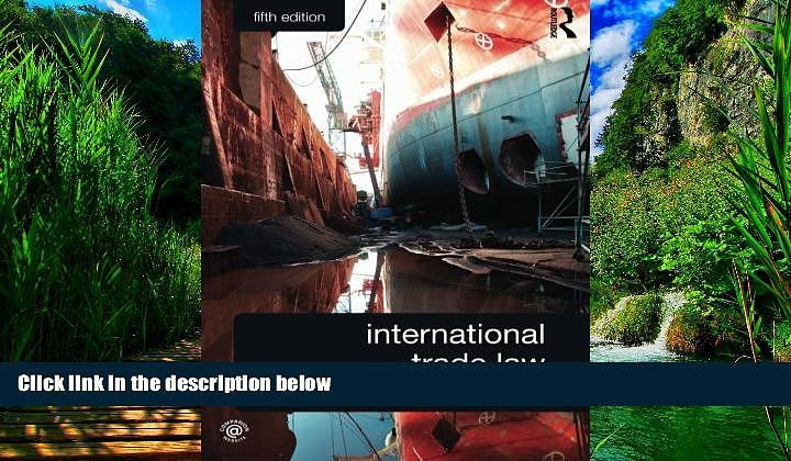 Books to Read  International Trade Law  Best Seller Books Best Seller