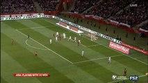 Poland1-1Armenia Goal Haroyan 11.10.2016