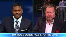 Jim Ross on FOX Sports Live After His FOX Sports 1 Debut