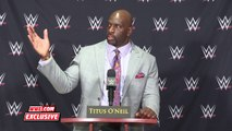 Titus O'Neil has some technical difficulties: Raw Fallout, Oct. 10, 2016