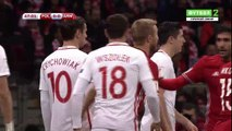 1-0 Robert Lewandowski Goal HD - Poland 1-0 Armenia - 11.10.2016