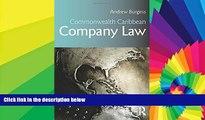 READ FULL  Commonwealth Caribbean Company Law (Commonwealth Caribbean Law)  READ Ebook Full Ebook