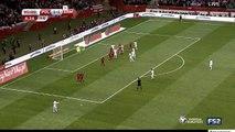 Poland2-1Armenia Goal Lewandowski 11.10.2016