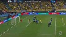 Abel Aguilar Goal HD - Colombia 1-0 Uruguay - 11-010-2016