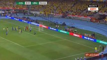 Abel Aguilar Goal Colombia 1-0 Uruguay 11.10.2016 HD