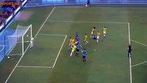 Cristian Rodriguez Goal - Colombia 1-1 Uruguay 11.10.2016